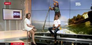 France Pierron dans Menu Sport - 05/05/15 - 01