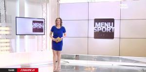 France Pierron dans Menu Sport - 06/04/15 - 01