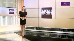 France Pierron dans Menu Sport - 08/06/15 - 01