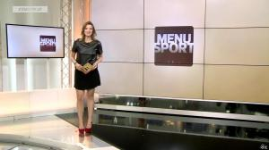 France Pierron dans Menu Sport - 09/06/15 - 01