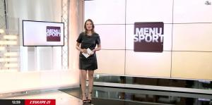 France Pierron dans Menu Sport - 11/06/15 - 01