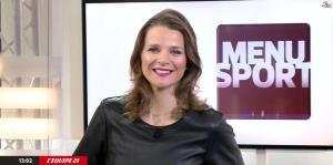 France Pierron dans Menu Sport - 11/06/15 - 02
