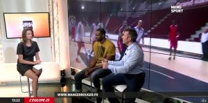 France Pierron dans Menu Sport - 11/06/15 - 05