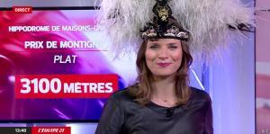 France Pierron dans Menu Sport - 11/06/15 - 06