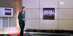 France Pierron dans Menu Sport - 15/05/15 - 03