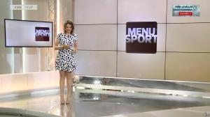 France Pierron dans Menu Sport - 17/03/15 - 01