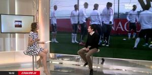 France Pierron dans Menu Sport - 17/03/15 - 03