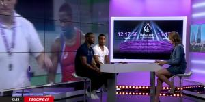 France Pierron dans Menu Sport - 17/06/15 - 03