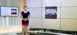 France Pierron dans Menu Sport - 19/05/15 - 01