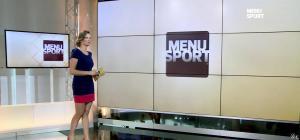 France Pierron dans Menu Sport - 19/05/15 - 02