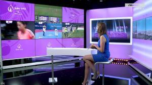 France Pierron dans Menu Sport - 19/06/15 - 08