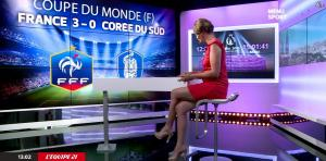 France Pierron dans Menu Sport - 22/06/15 - 02