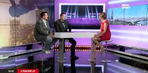France Pierron dans Menu Sport - 22/06/15 - 03