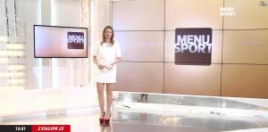 France Pierron dans Menu Sport - 23/02/15 - 01