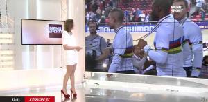 France Pierron dans Menu Sport - 23/02/15 - 02