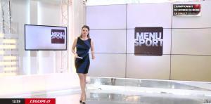 France Pierron dans Menu Sport - 24/02/15 - 01