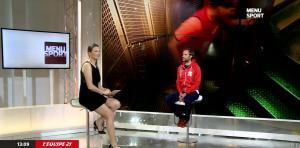 France Pierron dans Menu Sport - 24/03/15 - 02