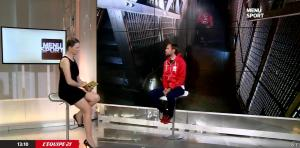 France Pierron dans Menu Sport - 24/03/15 - 03