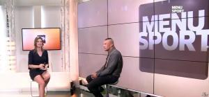 France Pierron dans Menu Sport - 24/04/15 - 08