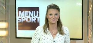 France Pierron dans Menu Sport - 25/02/15 - 02
