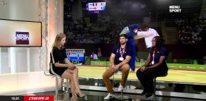 France Pierron dans Menu Sport - 30/06/15 - 02