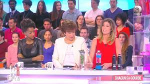 Hapsatou Sy et Caroline Ithurbide dans le Grand 8 - 19/02/15 - 40