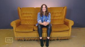 Izia dans le Grand Journal de Canal Plus - 18/03/15 - 01