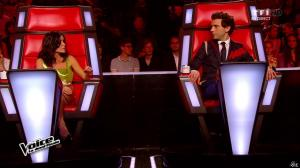 Jenifer Bartoli dans The Voice - 18/04/15 - 02
