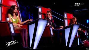 Jenifer Bartoli dans The Voice - 18/04/15 - 05