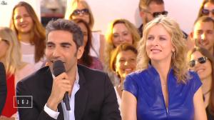 Karin Viard dans le Grand Journal de Canal Plus - 16/05/15 - 05