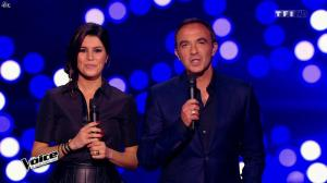 Karine Ferri dans The Voice - 21/03/15 - 01
