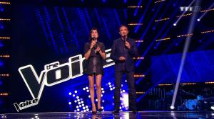 Karine Ferri dans The Voice - 21/03/15 - 02