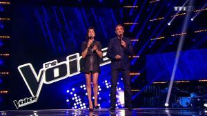 Karine Ferri dans The Voice - 21/03/15 - 02