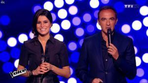 Karine Ferri dans The Voice - 21/03/15 - 03