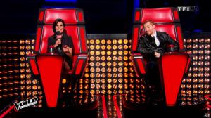 Karine Ferri dans The Voice - 21/03/15 - 04