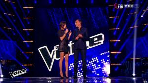 Karine Ferri dans The Voice - 28/03/15 - 01