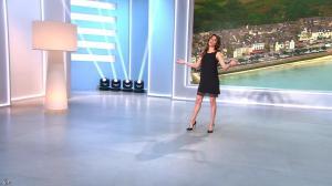 Karine Ferri lors du Tirage du Loto - 30/03/15 - 01