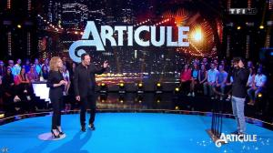 Lara Fabian dans Ce Soir Tout Est Permis avec Arthur - 11/07/15 - 03
