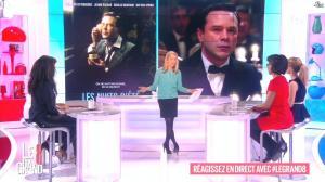 Laurence Ferrari, Hapsatou Sy, Audrey Pulvar et Elisabeth Bost dans le Grand 8 - 27/01/15 - 02
