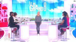 Laurence Ferrari, Hapsatou Sy et Audrey Pulvar dans le Grand 8 - 04/02/15 - 01