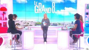 Laurence Ferrari, Hapsatou Sy et Audrey Pulvar dans le Grand 8 - 04/02/15 - 03