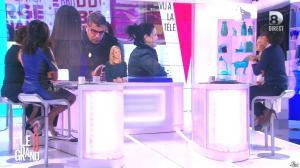 Laurence Ferrari, Hapsatou Sy et Audrey Pulvar dans le Grand 8 - 05/02/15 - 07