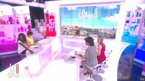 Laurence Ferrari, Hapsatou Sy et Audrey Pulvar dans le Grand 8 - 05/05/15 - 19