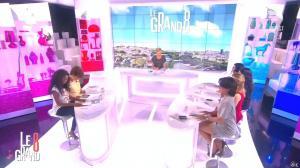 Laurence Ferrari, Hapsatou Sy et Audrey Pulvar dans le Grand 8 - 05/05/15 - 41
