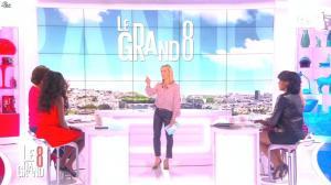 Laurence Ferrari, Hapsatou Sy et Audrey Pulvar dans le Grand 8 - 06/05/15 - 02