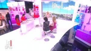 Laurence Ferrari, Hapsatou Sy et Audrey Pulvar dans le Grand 8 - 06/05/15 - 25