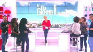 Laurence Ferrari, Hapsatou Sy et Audrey Pulvar dans le Grand 8 - 07/05/15 - 01