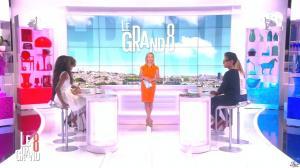 Laurence Ferrari, Hapsatou Sy et Audrey Pulvar dans le Grand 8 - 13/04/15 - 02