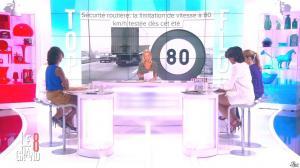 Laurence Ferrari, Hapsatou Sy et Audrey Pulvar dans le Grand 8 - 15/05/15 - 01