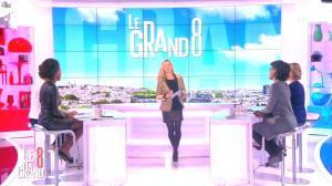 Laurence Ferrari, Hapsatou Sy et Audrey Pulvar dans le Grand 8 - 19/02/15 - 05